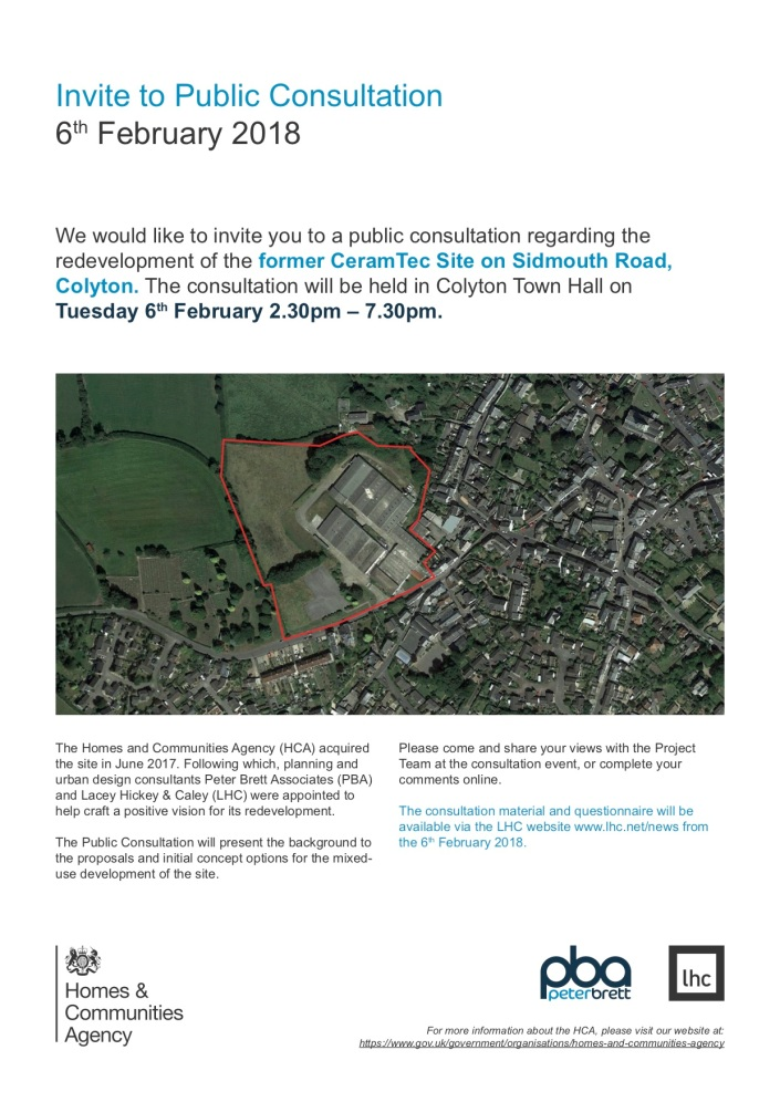 180103 - Invitation to Stakeholder Consultation