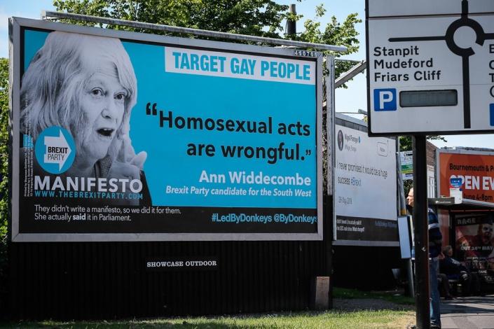 Widdecombe homosexuality