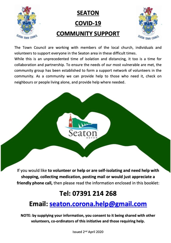 Seaton Community Booklet
